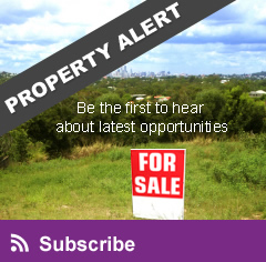 Subscribe to Receive Property Investment Alert