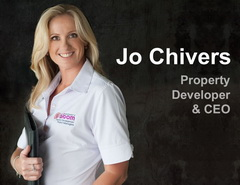 Jo Chivers Property Developer & CEO Property Bloom